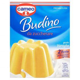 BUDINO CAMEO VANIGLIA 2 BS