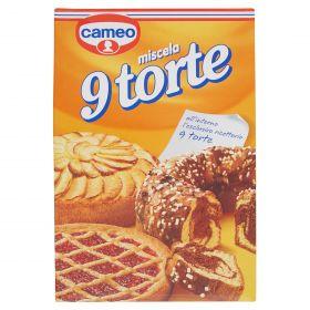 TORTA MISCELA 9 TORTE CAMEO GR373