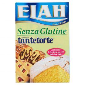 PREP.TANTE TORTE SENZA GLUTINE ELAH GR390