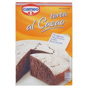 TORTA CAMEO AL CACAO GR448