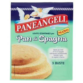 CAMEO LIEVITO X PAN DI SPAGNA 3BS