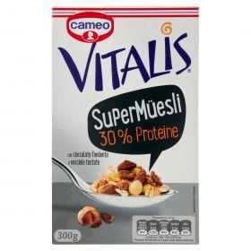 VITALIS SUPER MUESLI 30% PROTEINE GR.341