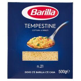 PASTA S.BARILLA TEMPESTINA N.21 GR. 500