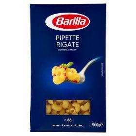PASTA S.BARILLA PIPETTE RIGATE N.86 GR.500
