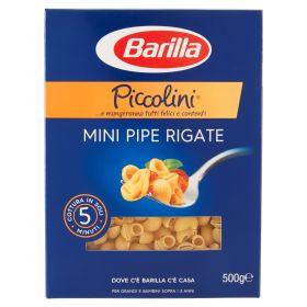 PASTA S.BARILLA PICCOLINI MINI PIPE N20
