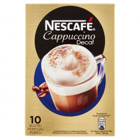 CAPUCCINO DECAF. NESTLE' GR125