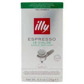 CAFFE ILLY CIALDE DECAFF.GR125 AST.