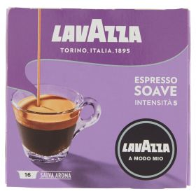 CAPSULA CAFFE'SOAVE A MODDO MIO X16 GR120