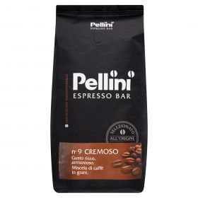 CAFFE PELLINI ESPRESSO BAR CREMOSO 9  GRANI GR1000