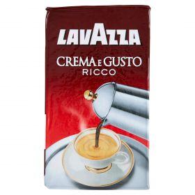 CAFFE LAVAZZA CREMA E GUSTO RICCO GR250