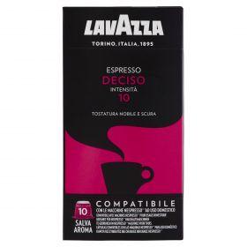 CAPSULA CAFFE'LAVAZZA COMP.NESPRESSO DECISO X10