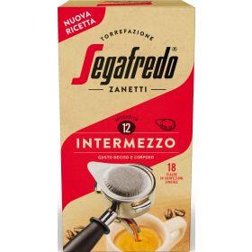 CAFFE'SEGAFREDO INTERMEZZO CIALDA DA X18