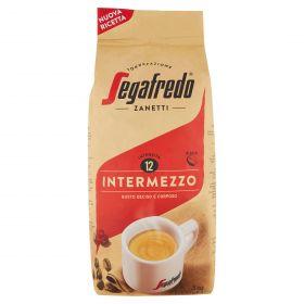 CAFFE'SEGAFREDO INTERMEZZO GRANI KG.1
