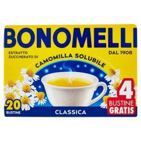 CAMOMILLA SOLUB.BONOMELLI 16F+4 OMAGGIO