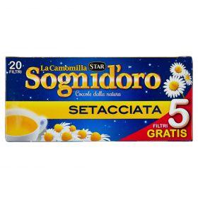 CAMOMILLA S/ORO SETAC.STAR 15F