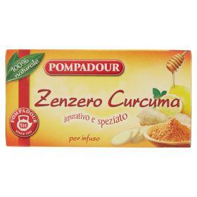 INFUSO ZENZERO CURCUMA POMPADOUR FF20 GR.36