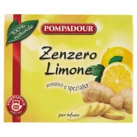 INFUSO ZENZERO LIMONE FL40