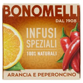 INFUSO BONOMELLI ARANCIA PEP. FF 10