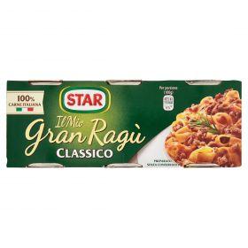 RAGU CARNE STAR GR100X3 LATTA