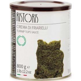 CREMA DI FRIARIELLI RISTORIS GR.800