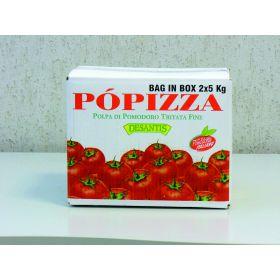 POLPA POMOD.POPIZZA BOX  KG 5 X 2 DESANTIS