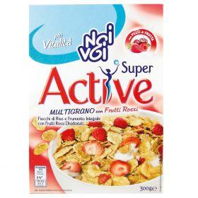 NOI&VOI SUPER ACTIVE AI  FRUTTI ROSSI GR375