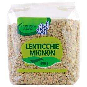 NOI&VOI LENTICCHIE MIGNO N SECCHE GR400