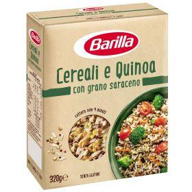 MIX CEREALI E QUINOA BARILLA GR.320