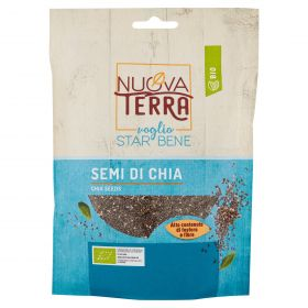 SEMI DI CHIA BIO GR150 NUOVA TERRA