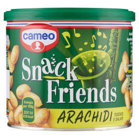 SNACK ARACHIDI CAMEO LAT.GR200