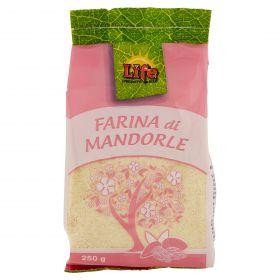 FARINA DI MANDORLE LIFE  GR250