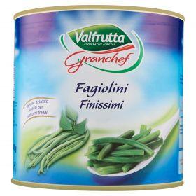 FAGIOLINI FIN.MI VALFRUTTA KG2,5
