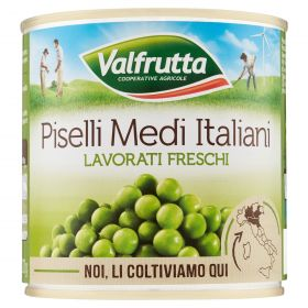 VALFRUTTA PISELLI MEDI GR.400