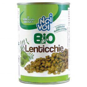 NOI&VOI LENTICCHIE BIO GR.400