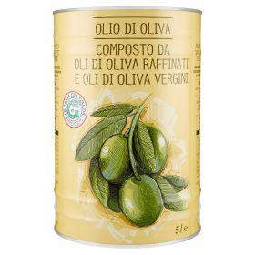 OLIO OLIVA D.GARDA LT.5