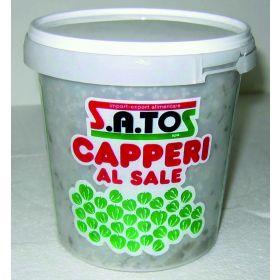 CAPPERI SALE LACRIMEL.8 KG.1 SAT