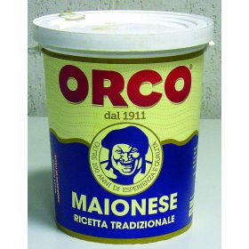 MAIONESE ORCO KG.5 CLASSICA