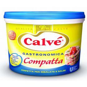 MAIONESE CALVE' COMPATTA  KG.5 BLU