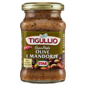 GRAN PESTO TIGULLIO OLIVE E MANDORLE STAR GR190