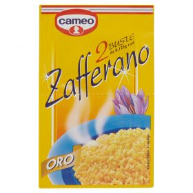 CAMEO ZAFFERANO 2 BUSTE MG 250