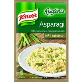 RISOTTO BS.KNORR ASPARAGI GR.175