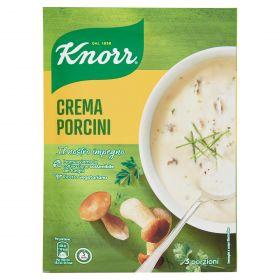 KNORR CREMA CON PORCINI BS. GR.7641