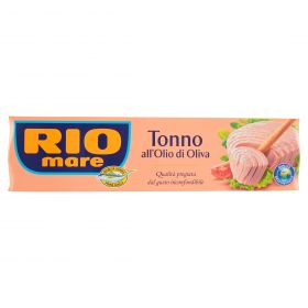 TONNO RIO MARE O.OLIVA GR.80X4