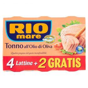 TONNO R.MARE O.OLIVA GR80 4+2