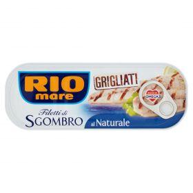 FIL.SGOMBRO RIO MARE GRIGLIATO NATURALE GR120