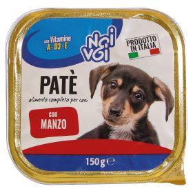 NOI&VOI PATE'CANE MANZO GR150