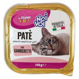 NOI&VOI PATE'GATTO GAMBERETTI GR100