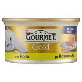FRISKIES GOURM.GOLD MOUSSE GR.85 POL