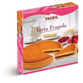 TORTA VOGRIG FRAGOLA GR450