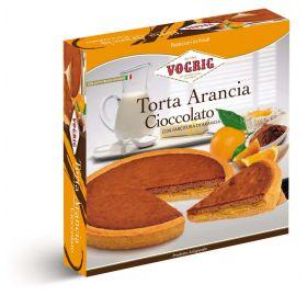 TORTA VOGRIG ARANCIA CIOCCOLATO GR450